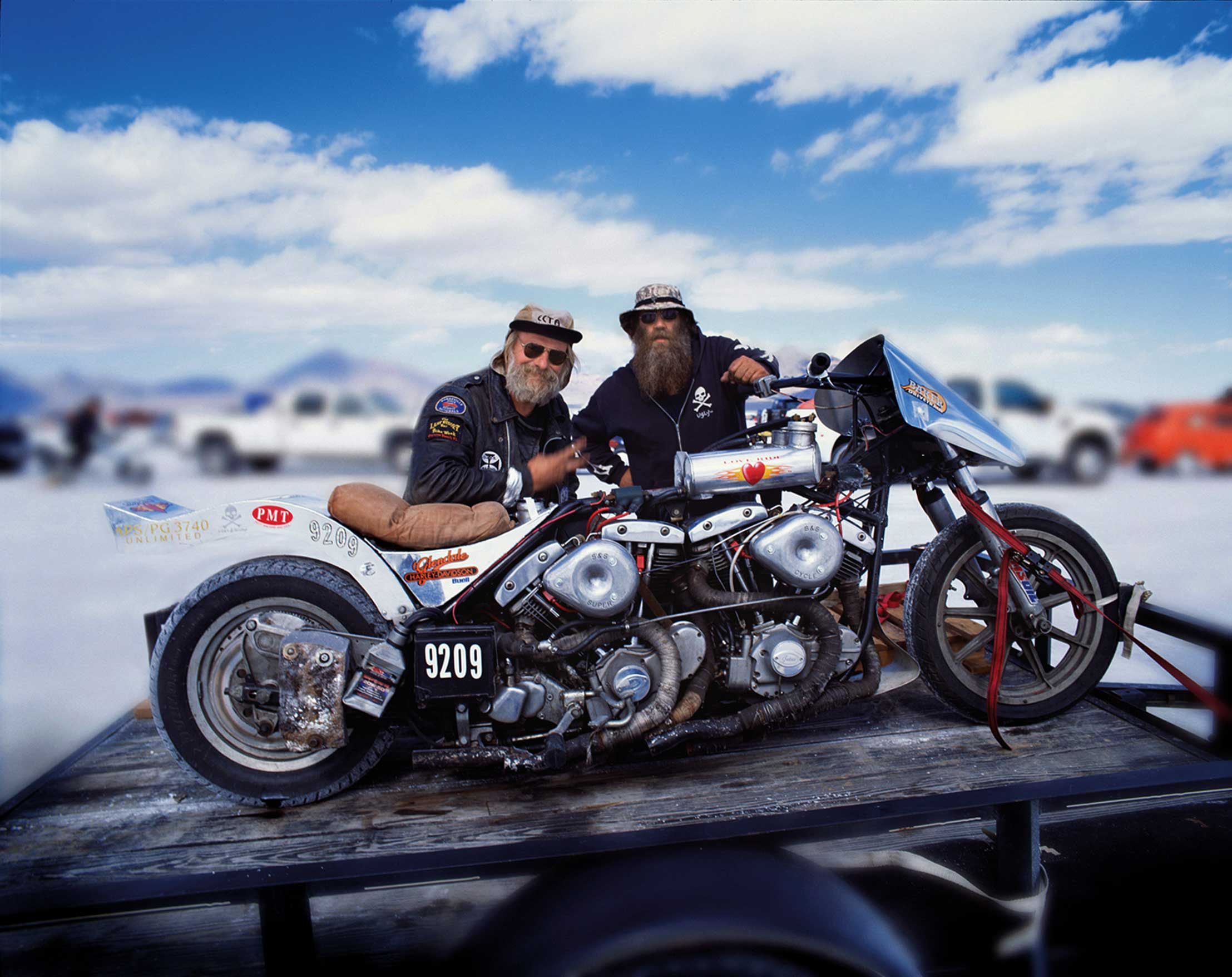 Harley Davidson UTAH Speed Week