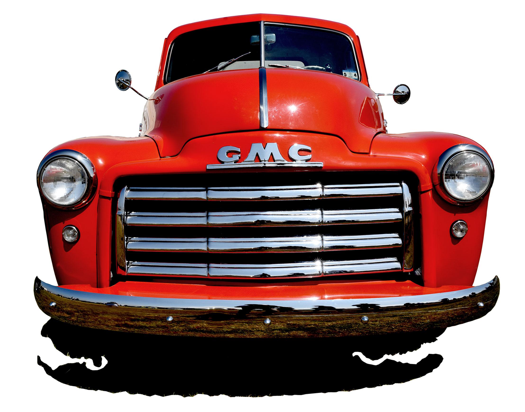 GMC TRUCK AMERICAN