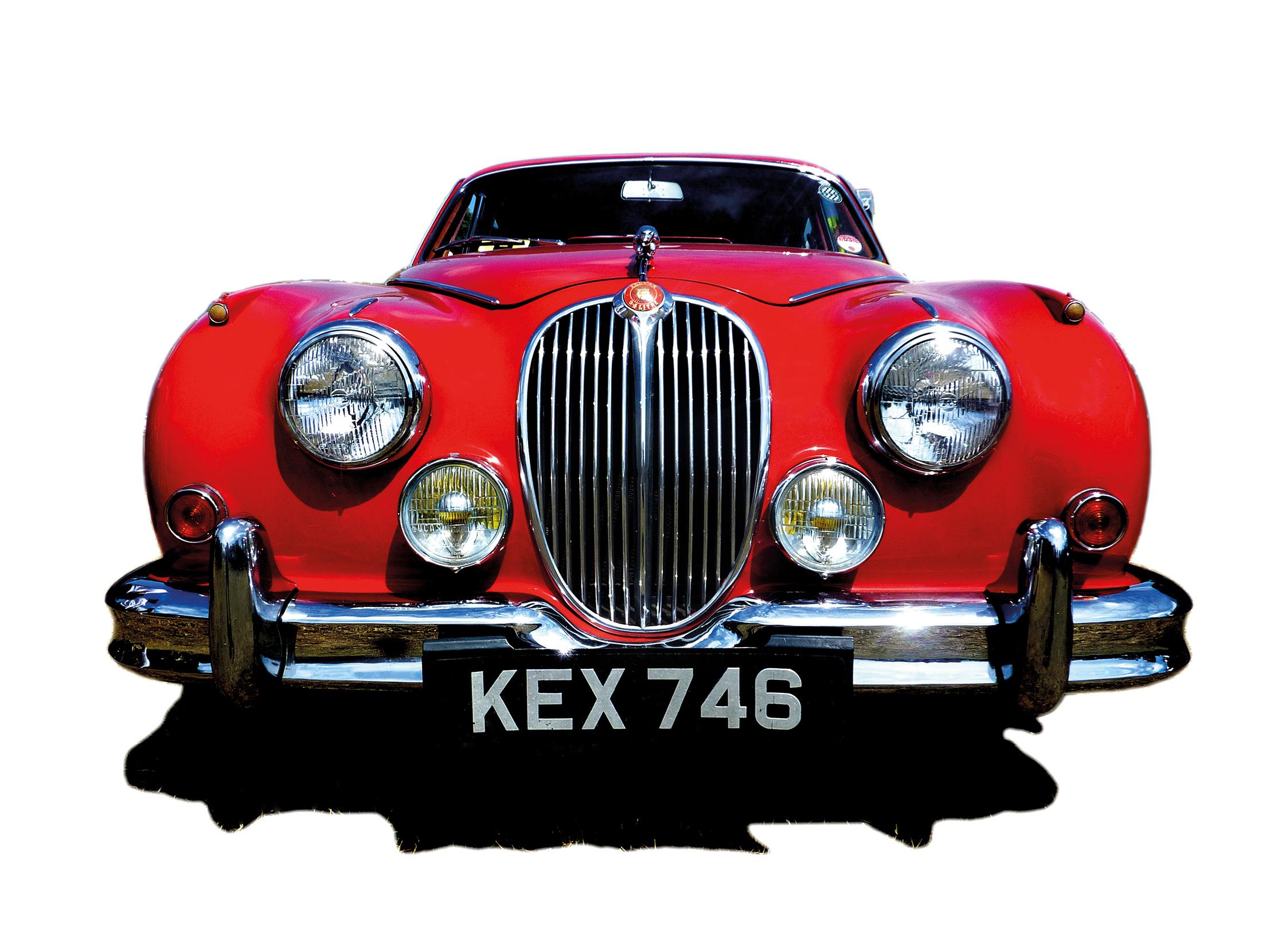 Jaguar Car Classic MK4