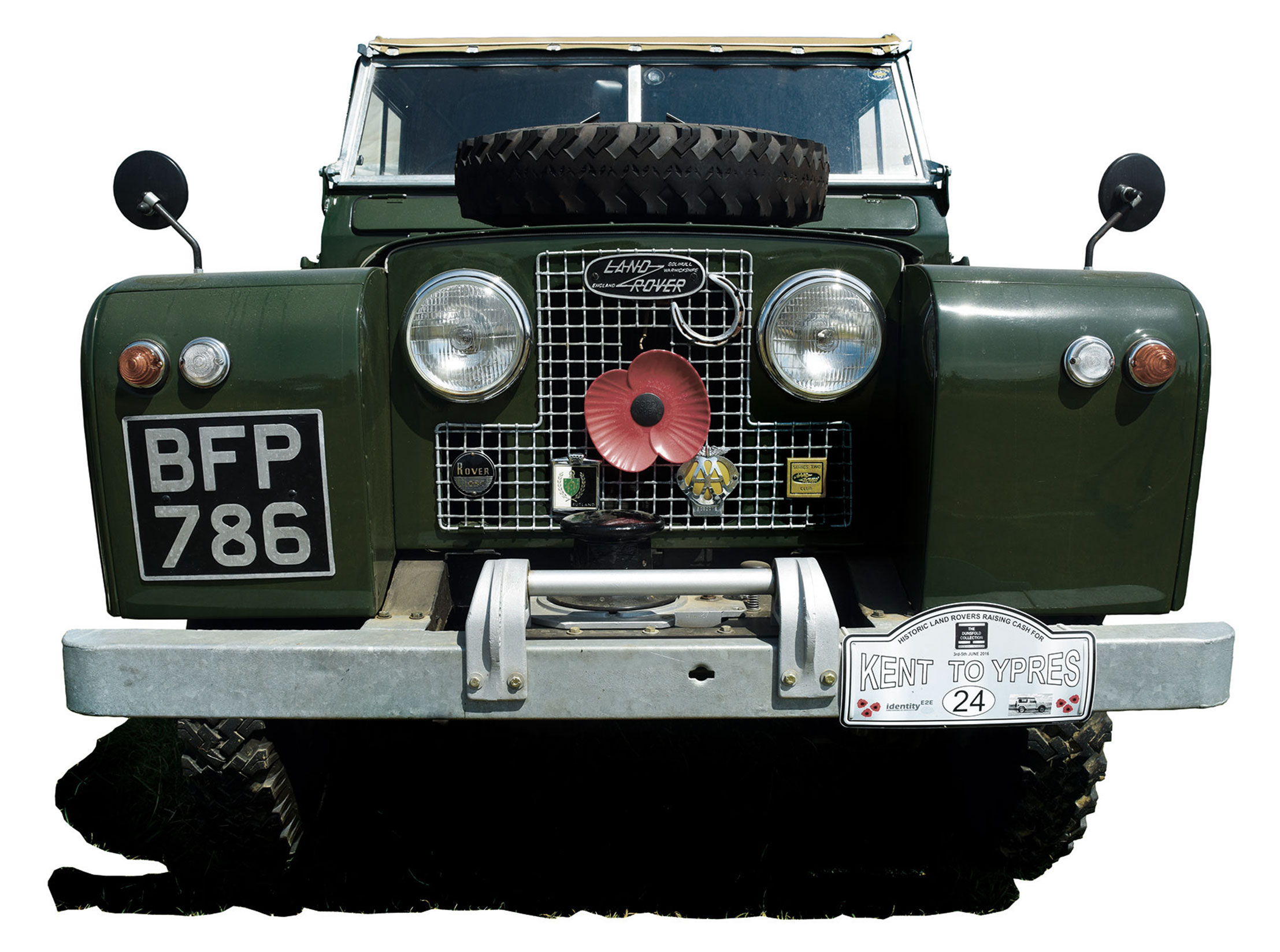 Land Rover Dunsfold Collection