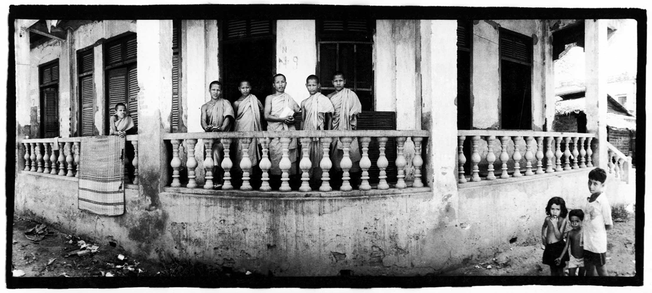 Monks Asia