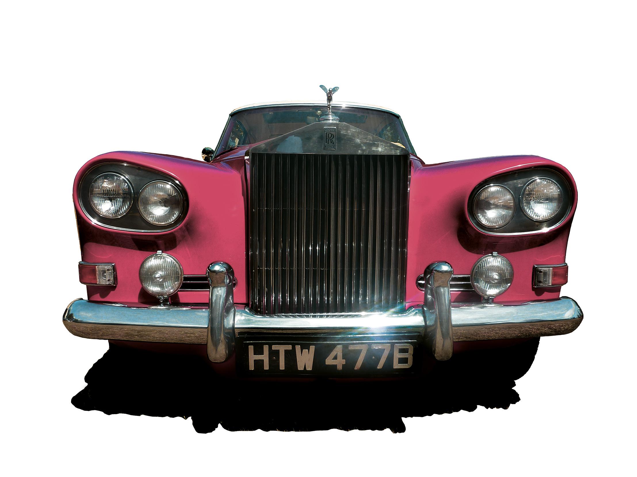 Phantom RR Classic cars