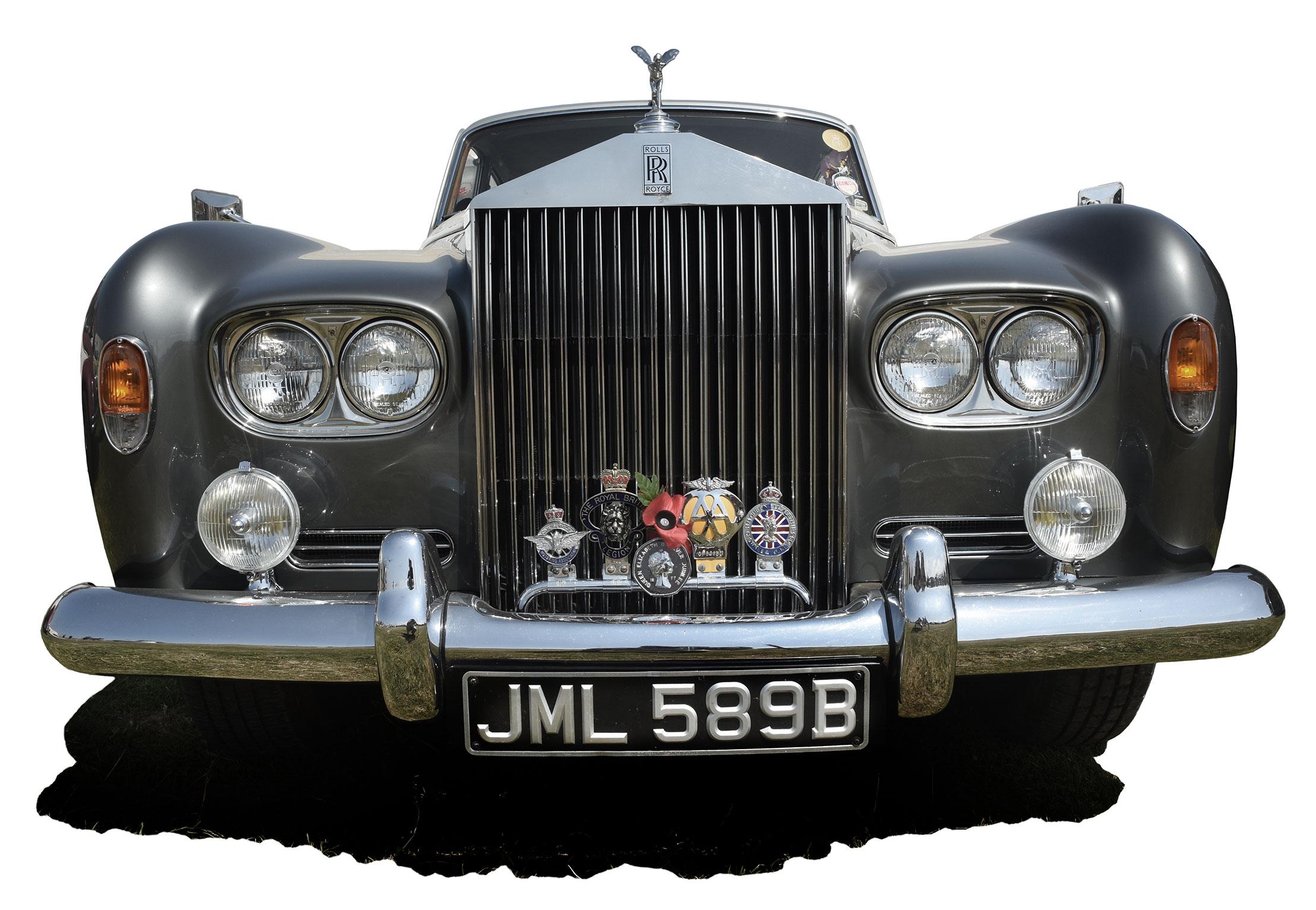 Rolls Royce Classic Car